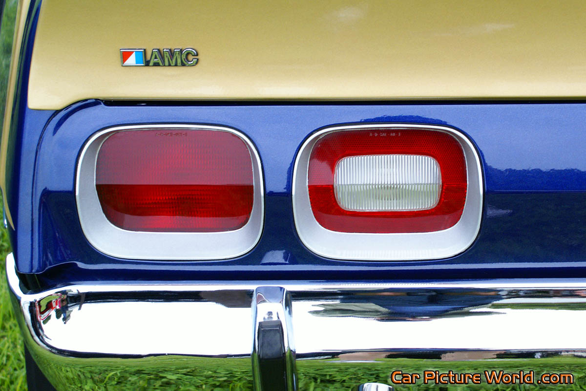 1973 Javelin Amx Tail Lights Picture