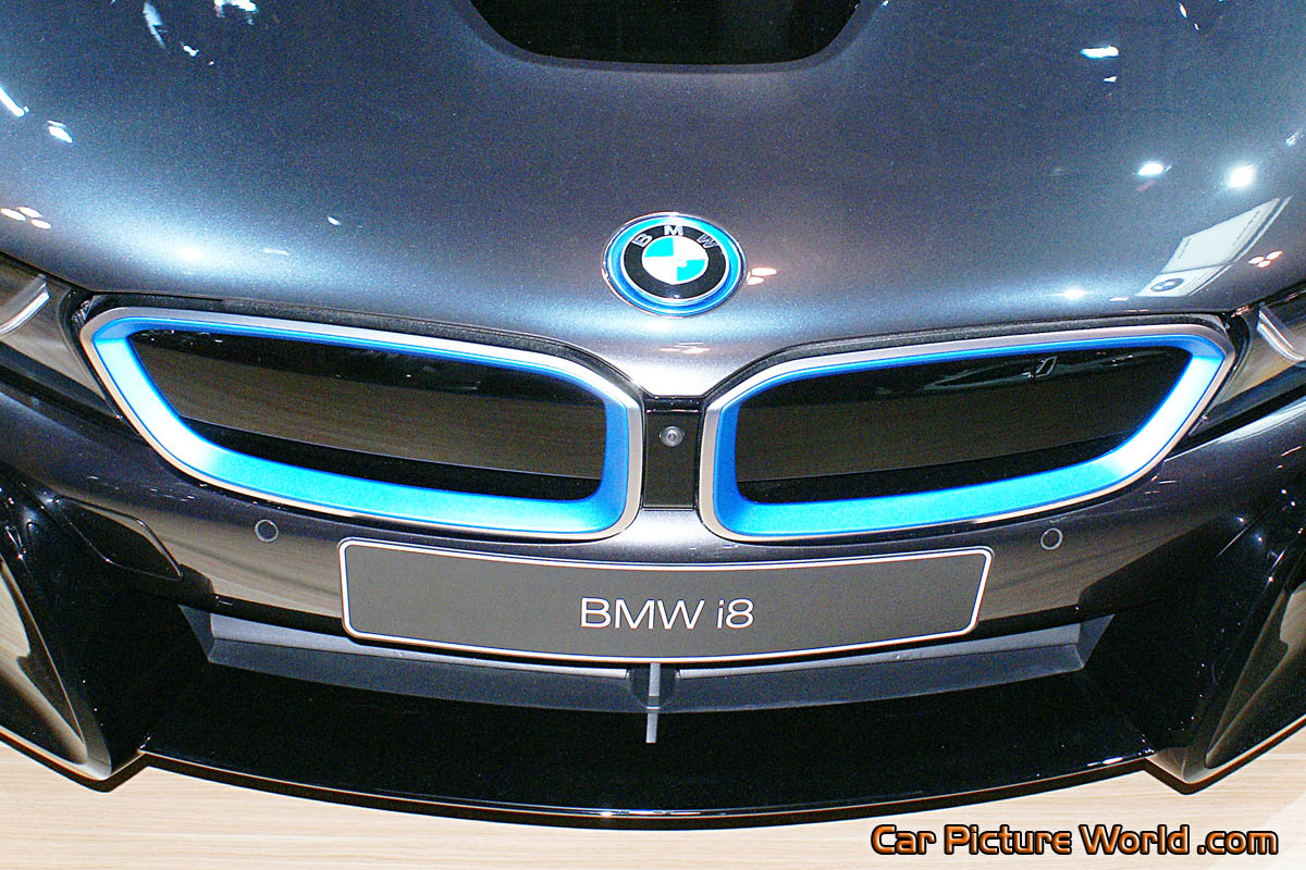 Chrysler Lamborghini >> 2015 BMW i8 Grill