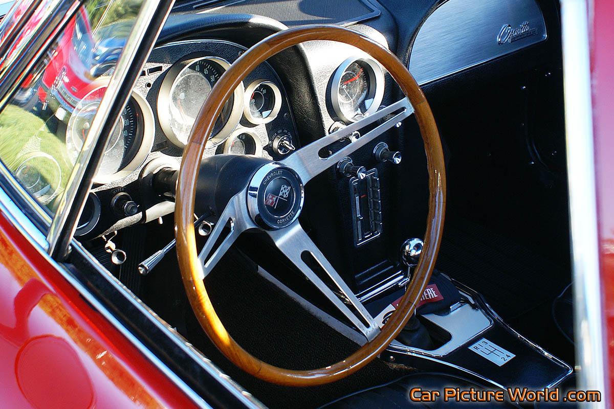 1964 Mustang Dash