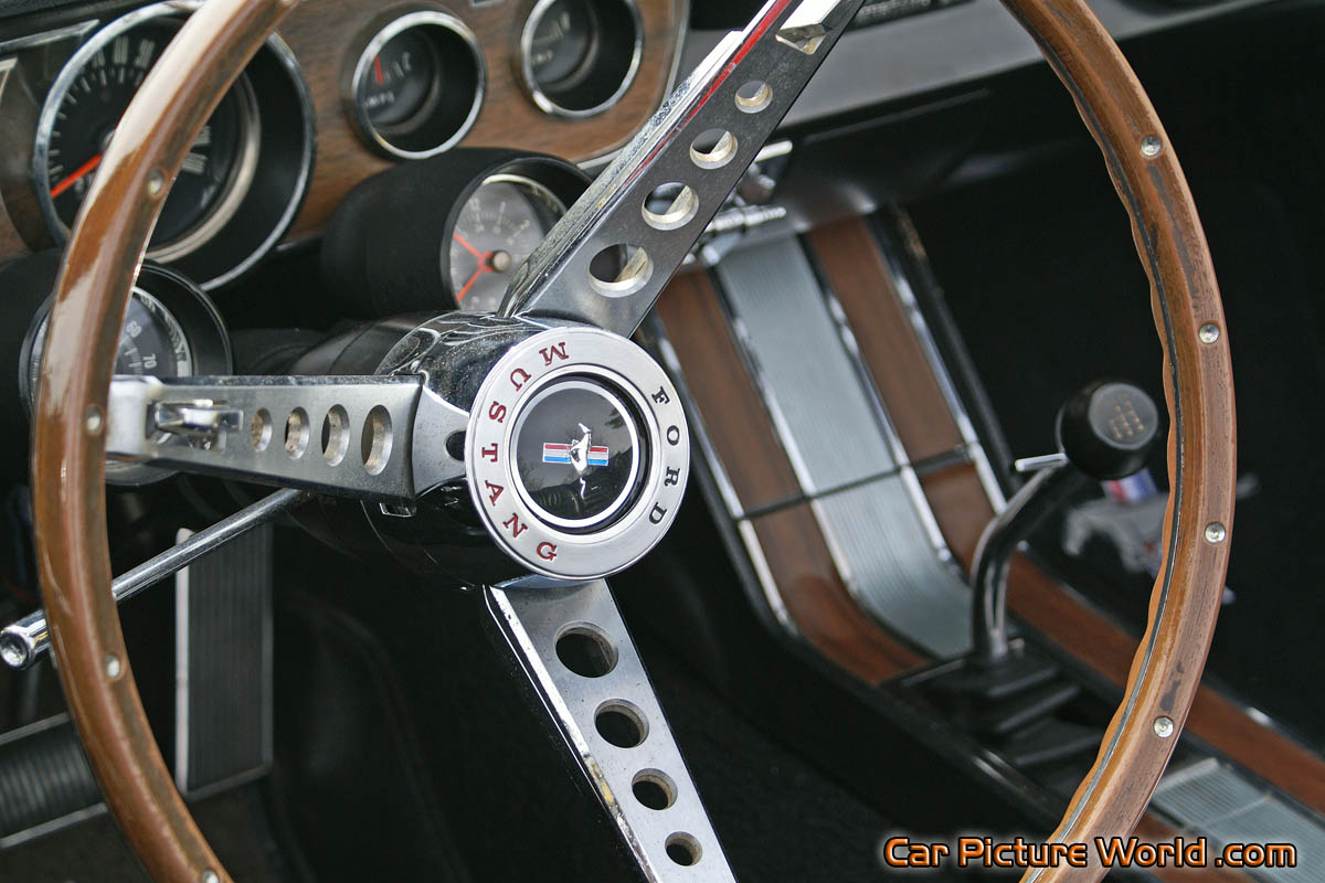 1966 mustang convertible steering wheel picture. Black Bedroom Furniture Sets. Home Design Ideas
