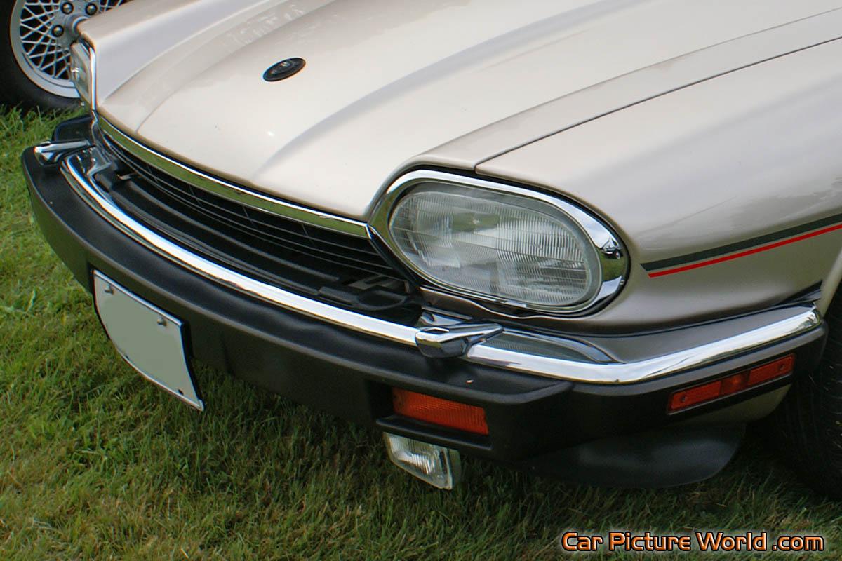 1993 xjs convertible front bumper