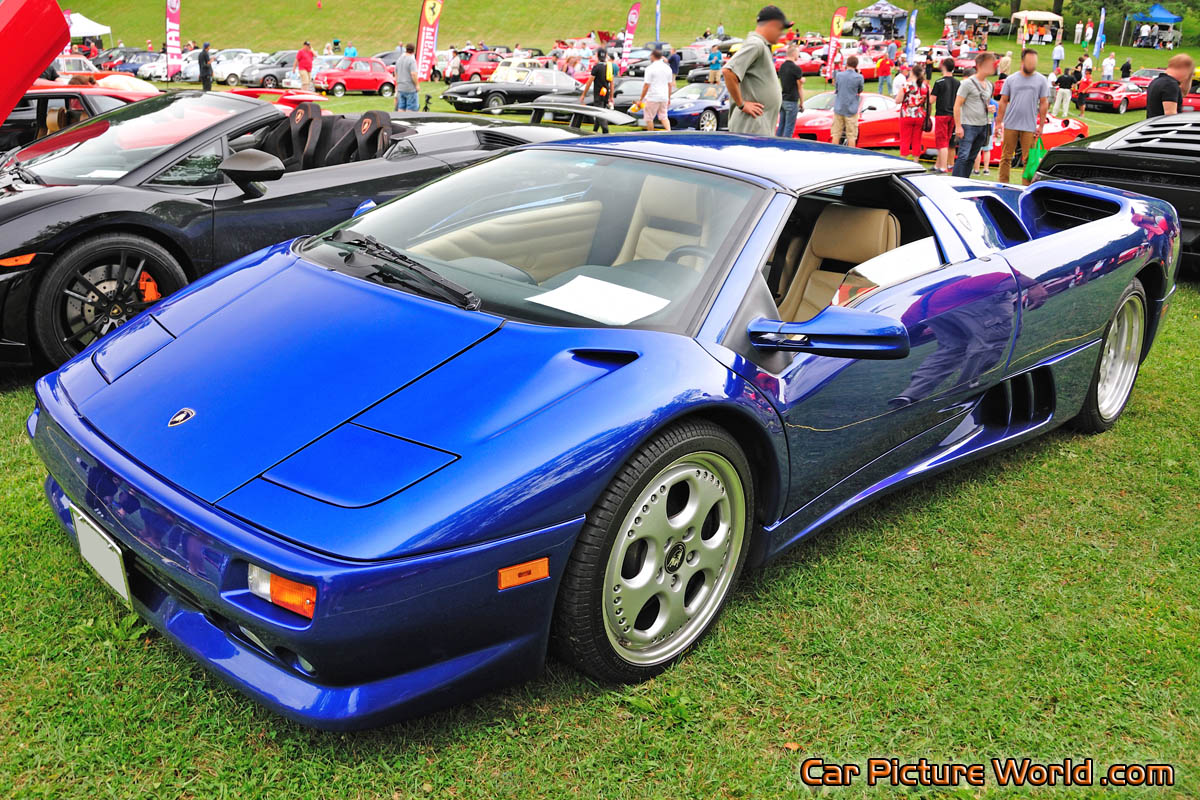 1998 Diablo Roadster Picture