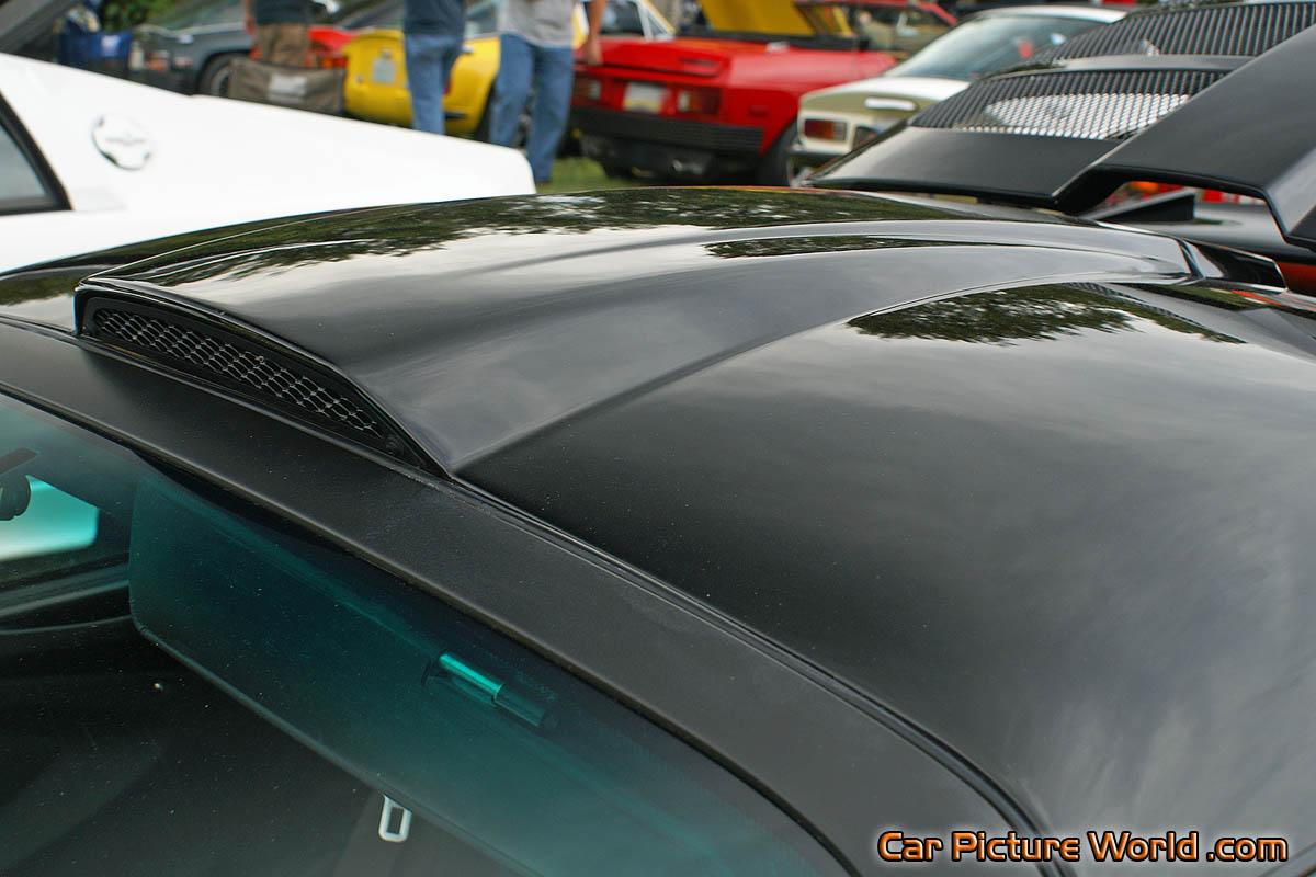 2010 Lotus Exige S Roof Scoop