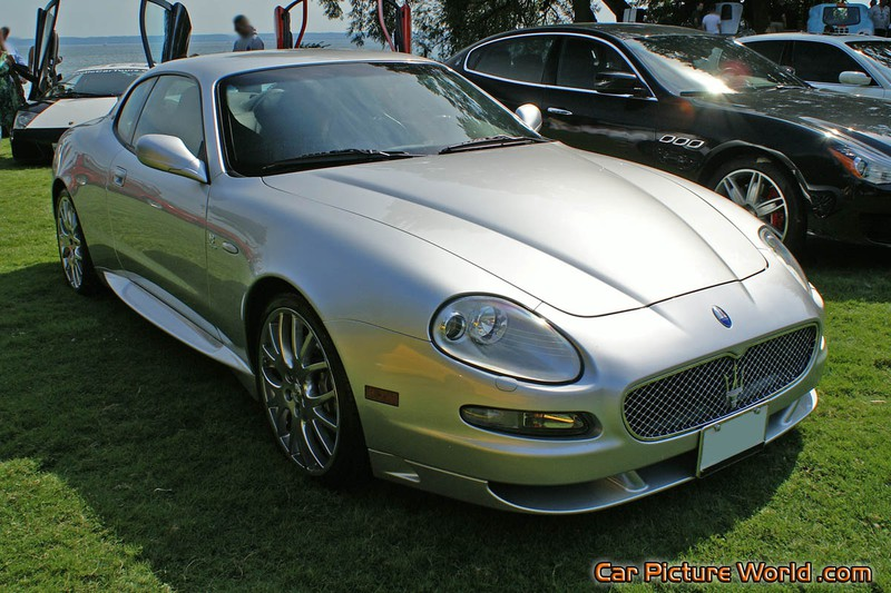 Picture of a Maserati GranSport