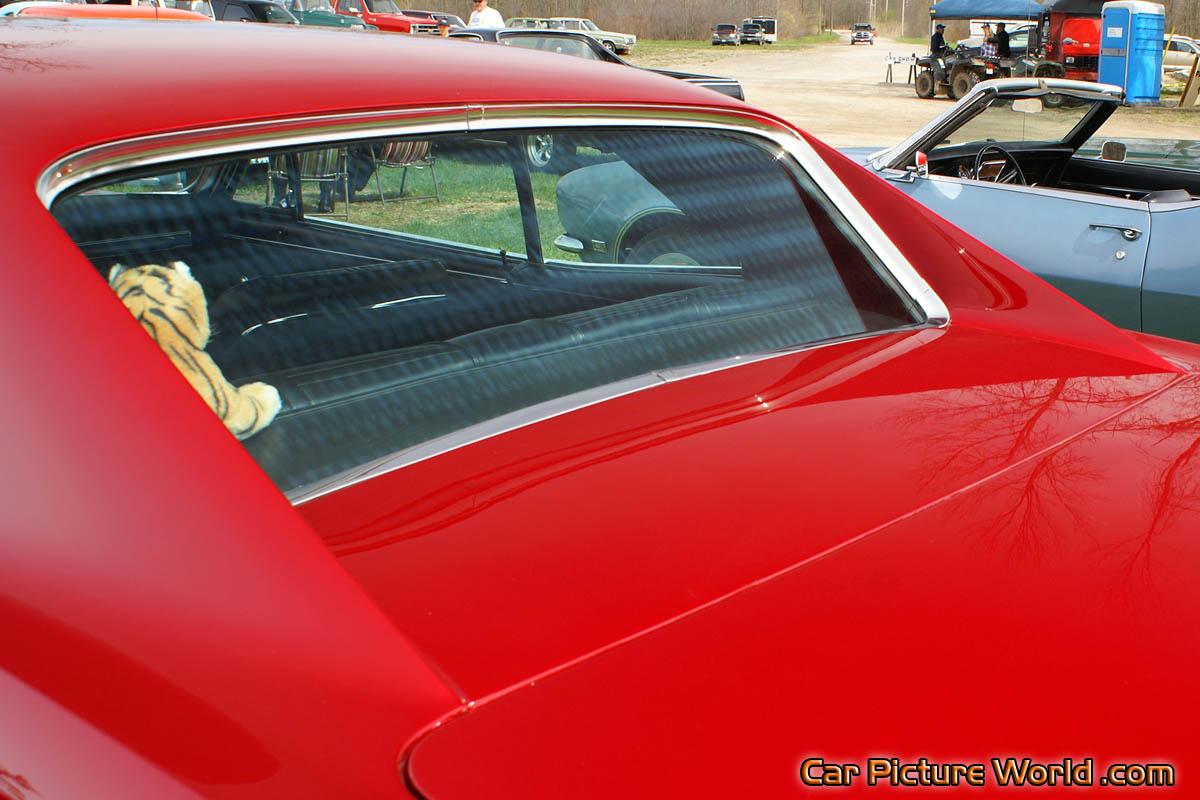 1966 Gto Rear Window Picture