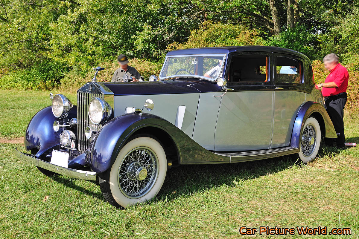 1937 Rolls Royce 25/30 Picture