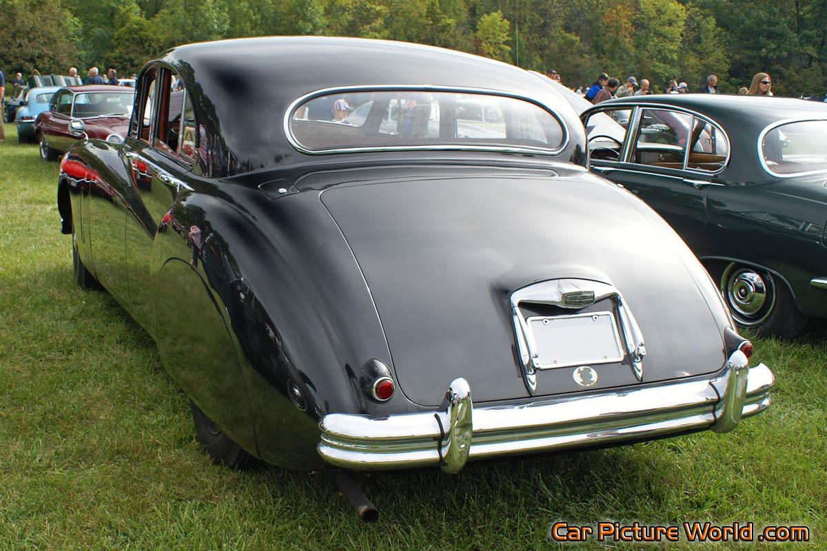 1953 Jaguar MK VII Rear Left Picture